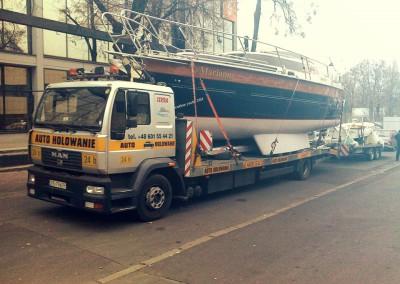 Jachty i łodzie żaglowe