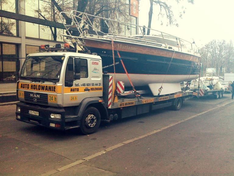 Яхты и швертботы